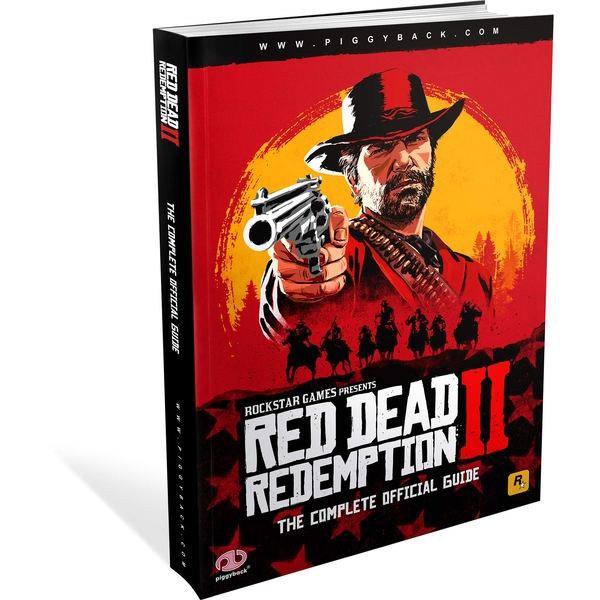 Red Dead Redemption 2: The Complete Official Guide - Standard Edition Paperback - 26 Oct 2018
