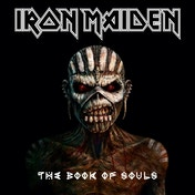 Iron Maiden - The Book Of Souls CD