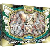 Pokemon TCG Shiny Silvally-GX Box