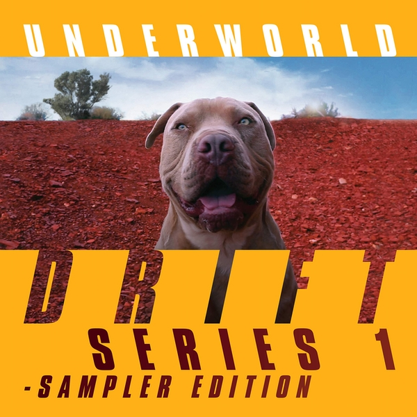 Underworld - Drift Songs Vinyl