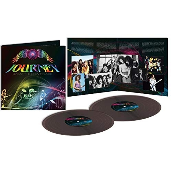 Journey - Live At The Cow Palace Vinyl