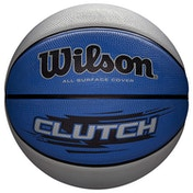Wilson Clutch Basket Ball - Blue/Silver