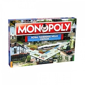 Royal Tunbridge Wells Monopoly Board Game