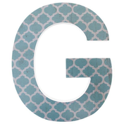 Letter G Wall Plaque