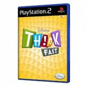 Disney Think Fast The Family Quiz Solus Game PS2