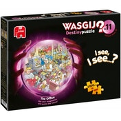 Wasgij Destiny 11 The Office 1000 Piece Jigsaw Puzzle