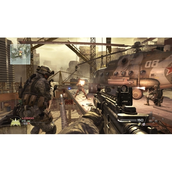 Call Of Duty 6 Modern Warfare 2 (Classics) Game Xbox 360 - Image 4