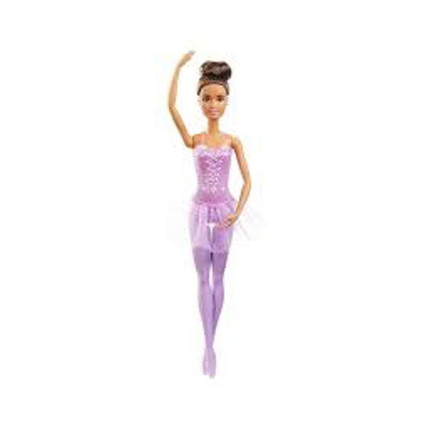 Barbie You Can be Anything Ballerina with Brown Hair