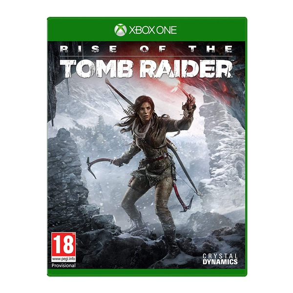 Rise of the Tomb Raider Xbox One Game [Used]