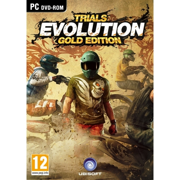 Trials Evolution Gold Edition Game PC