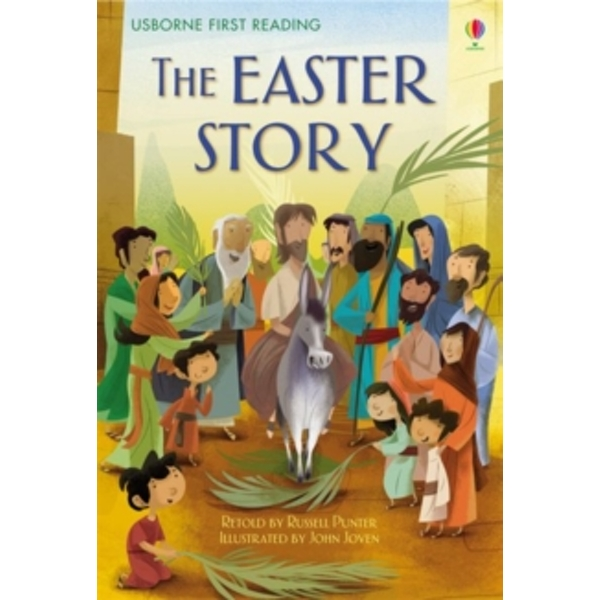 The Easter Story by Russell Punter (Hardback, 2013)