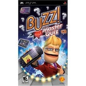 BUZZ! Master Quiz Game PSP