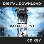 Star Wars Battlefront PC CD Key Download for Origin (with early access to the Battle of Jakku DLC)
