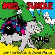 Meg in the Jungle by David Walser (Paperback, 2016)