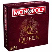Ex-Display Queen Monopoly Board Game Used - Like New