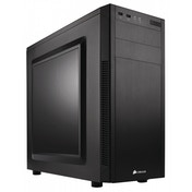 Corsair CC-9011075-WW Carbide Series 100R Windowed Mid-Tower ATX Computer Case Black