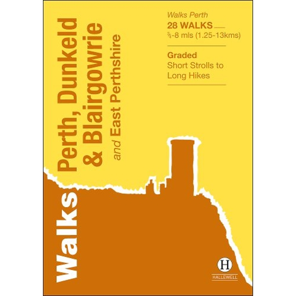 Walks Perth, Dunkeld & Blairgowrie: And East Perthshire by Alistair Lawson (Paperback, 2014)