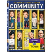 Community Season 4 DVD & UV Copy