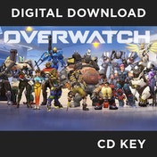 Overwatch Origins Edition PC CD Key Download for Battle (Inc Noire Widow Maker Skin DLC)