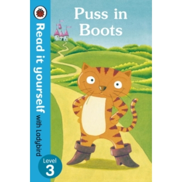 Puss in Boots - Read it yourself with Ladybird: Level 3 by Penguin Books Ltd (Paperback, 2015)