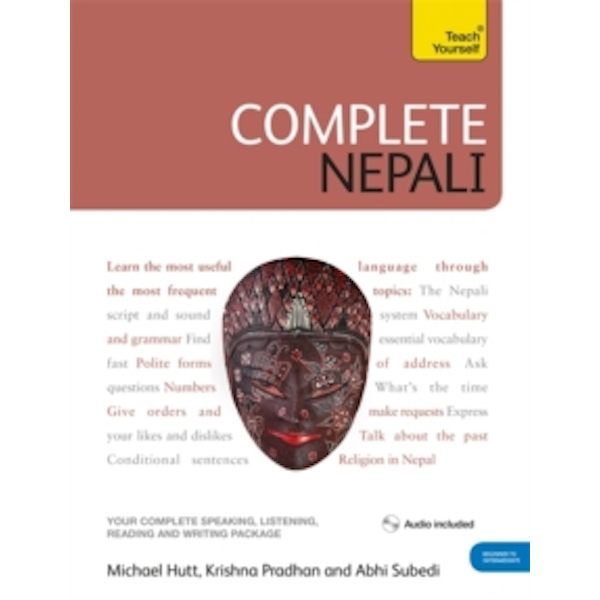 Complete Nepali Beginner to Intermediate Course : (Book and audio support)
