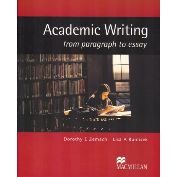 Academic Writing by Dorothy E Zemach (Paperback, 2005)