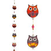 String Of 5 Owls