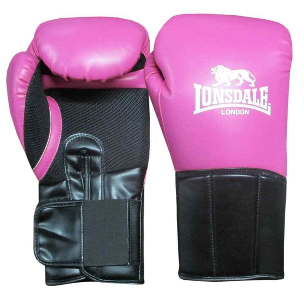 Performer Training Boxing Gloves 16 oz (Pink)