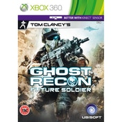 Tom Clancys Ghost Recon Future Soldier (Kinect Compatible) Game Xbox 360