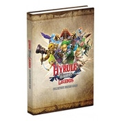 Hyrule Warriors Legends Hardcover Strategy Guide