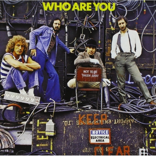 The Who - Who Are You CD