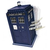 Doctor Who Spin & Fly Tardis
