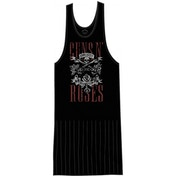 Guns N' Roses Appetite for Destruction with Tassels Ladies Small T-Shirt Dress