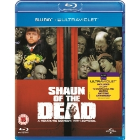 Shaun Of The Dead Limited Edition Blu-ray   UV
