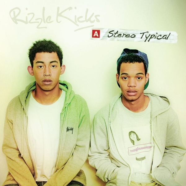 Rizzle Kicks - Stereo Typical CD