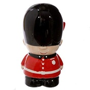 Novelty Ceramic Guardsman Money Box