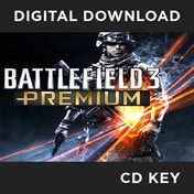 Battlefield 3 Premium Edition Game + Premium Membership PC CD Key Download for Origin