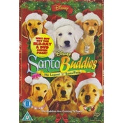 Disney Santa Buddies The Legend of Santa Paws DVD