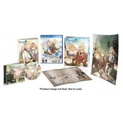 Atelier Escha and & Logy Plus Limited Edition PS Vita Game (#)
