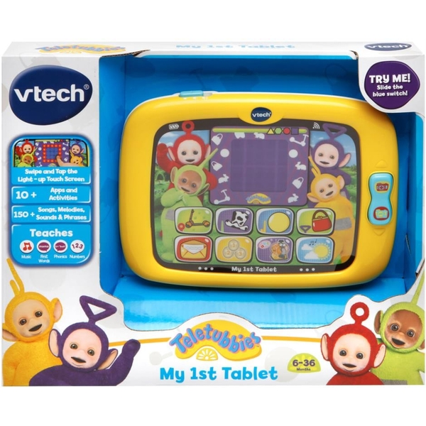 VTech Teletubbies My 1st Tablet - Image 2