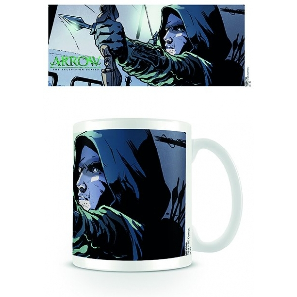 Arrow (comic Strip) Mug