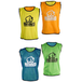 Rhino Reversible Training Vests Orange/Yellow - S/M - Image 2