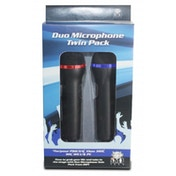 IMP Microphone Universal Duets Twin USB Microphone Pack Multiformat