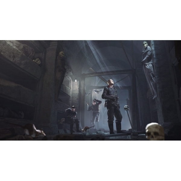Wolfenstein The Old Blood PC Game (Boxed and Digital Code) - Image 4