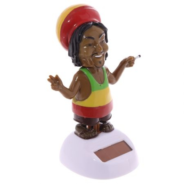 Rasta Solar Powered Solar Pal