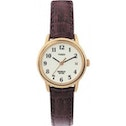 Timex T20071 Womens Leather strap Analouge Watch