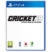 Cricket 19 The Official Game Of The Ashes PS4 Gane