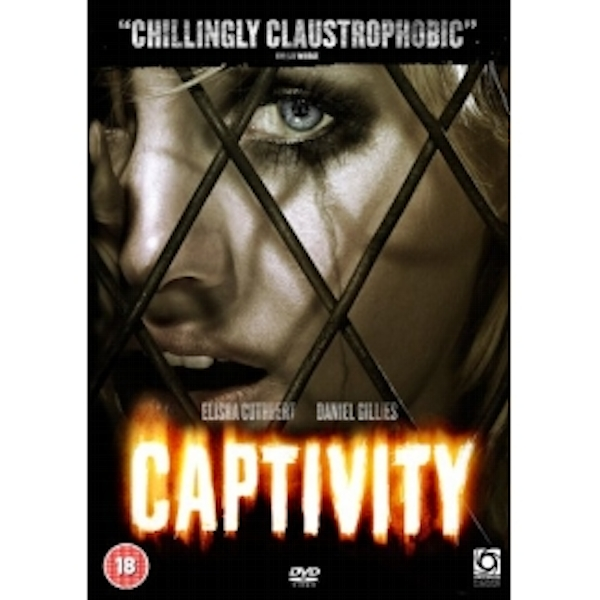 Captivity DVD