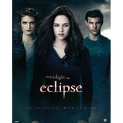 Neca Twilight Eclipse - One Sheet Mini Poster