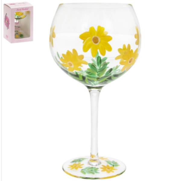 Daisies Glass By Lesser & Pavey
